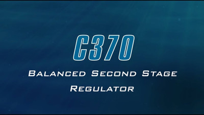 Scubapro C370 Second Stage Video
