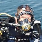 Full Face Mask Scuba Diver Course