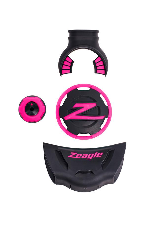 Zeagle F8 Pink Color Kit