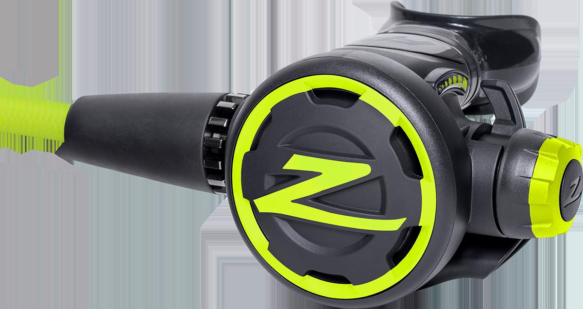 Zeagle Octo Alternate Air Source