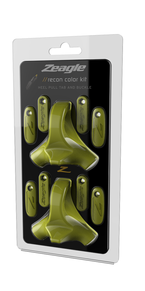 Zeagle Recon Yellow Color Kit