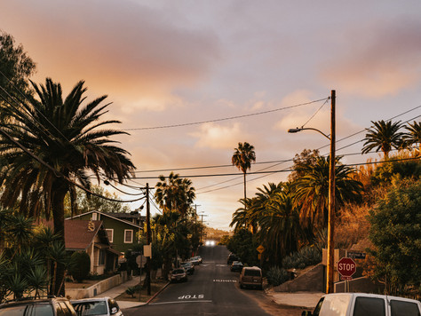 The Beautiful Weird Mess Called Los Angeles