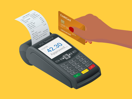 How to properly use a credit card