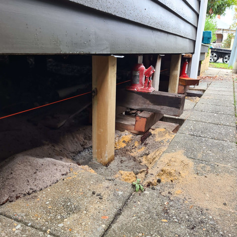 Stump Replacement in Perth