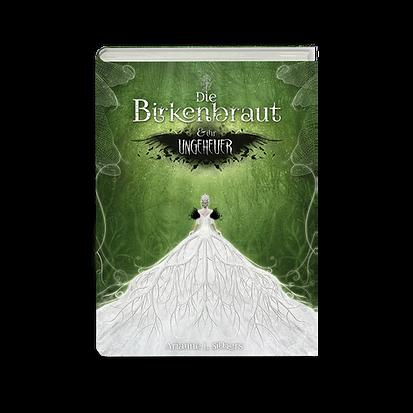 Die Birkenbraut und ihr Ungeheuer Cover