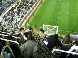 Mestalla, Valencia, España. 2009.