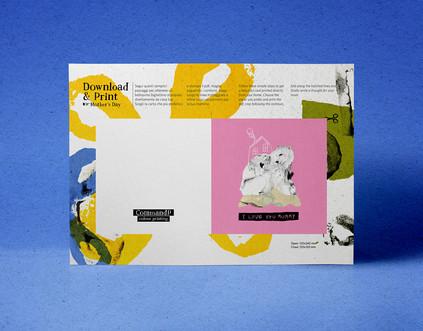 download&print postcard