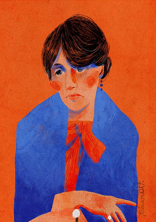 12 scrittori x 12 mesi V. Woolf