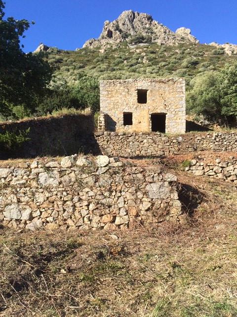 Villa U Laziu avant travaux de rénovation