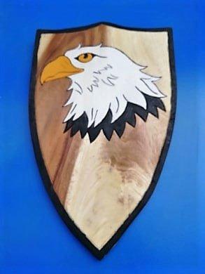 Bouclier Tète d'Aigle
