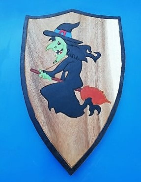Bouclier sorcière