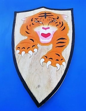 Bouclier Tigre