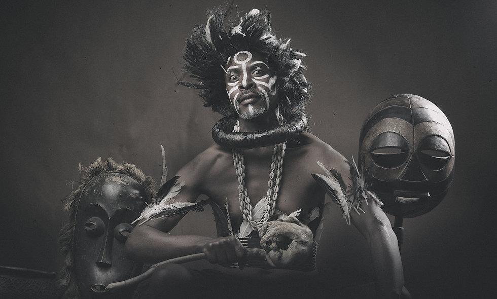 Mashujaa Collection-Masaku the Akamba Leader