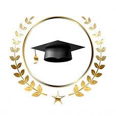 elements-conception-modele-logo-graduati