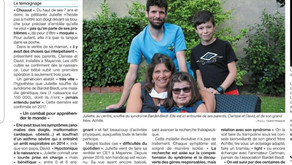Presse : article Ouest France