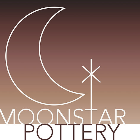 Moonstar Pottery Logo