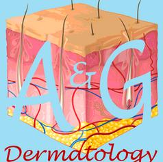 A&G Dermatology Logo