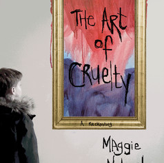 The Art of Cruelty (book cover)