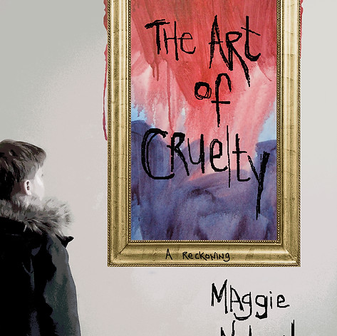 The Art of Cruelty (book cover)