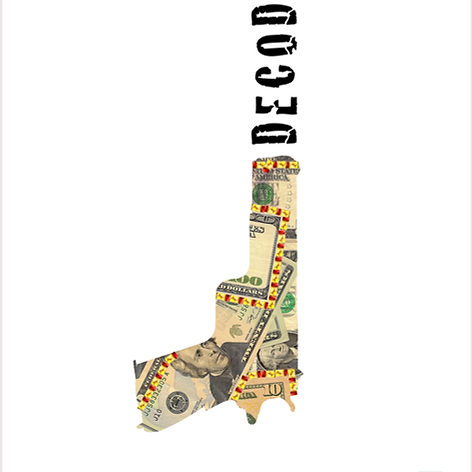 Decoded (book cover)