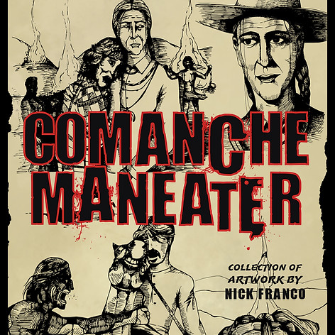 Comanche Maneater (movie poster)