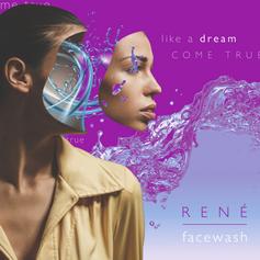 Surrealist Facewash Ad