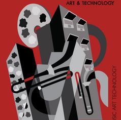 Futurist Poster