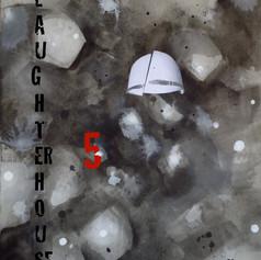 Slaughterhouse Five (book cover)