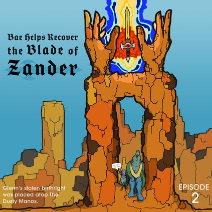 Episode 2 Cover Art