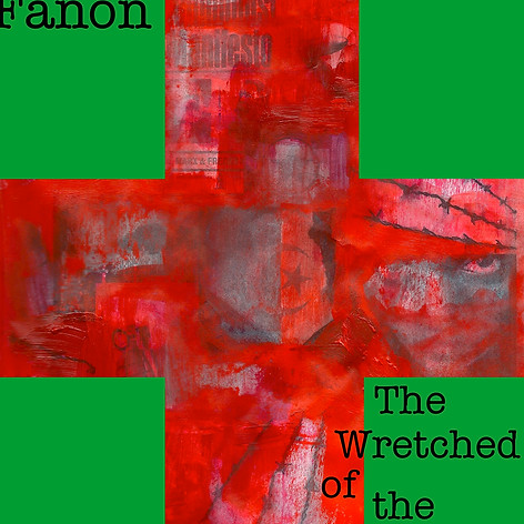 The Wretched of the Earth (book cover)