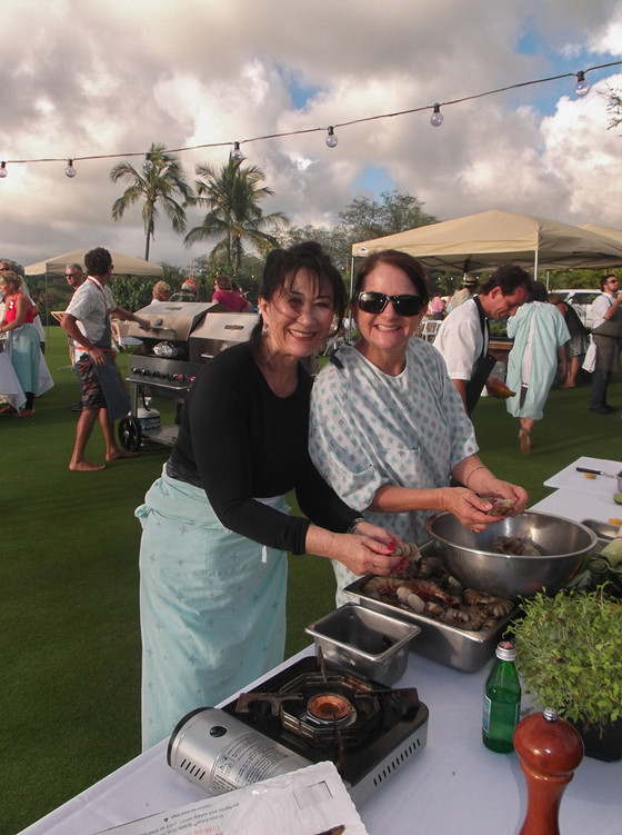 """Makena's first Celebrity Cook Off was a delicious success!"""