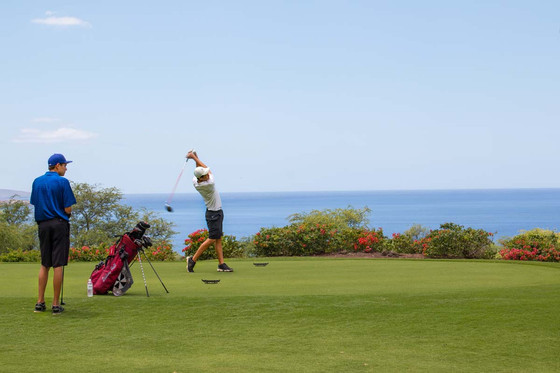 Makena hosts 2nd Round of MIL Individual Golf Championship