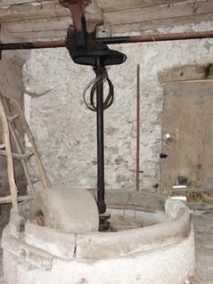 Réhabilitation d'un moulin du XIXème siècle Etat existant