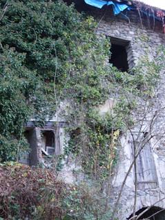 Réhabilitation d'un moulin du XIXème siècle Etat existant_Facade Sud