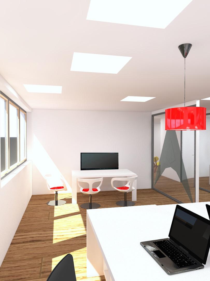 Aménagement intérieur Agence de communication Image