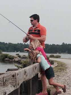 Family Fishin' Trip
