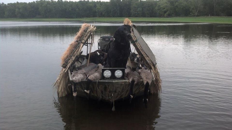 Goose Hunt Haul