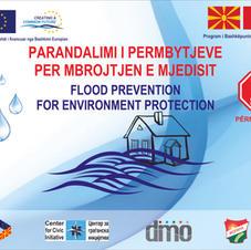 Parandalimi i përmbytjes për mbrojtjen e mjedisit