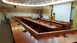 남해도립대학교 국제어학실 및 세미나실