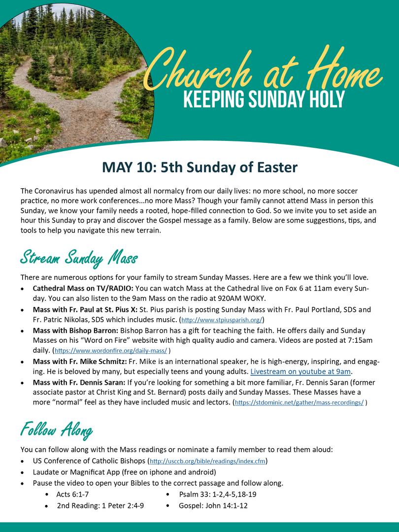 Keep Sunday Holy_May10