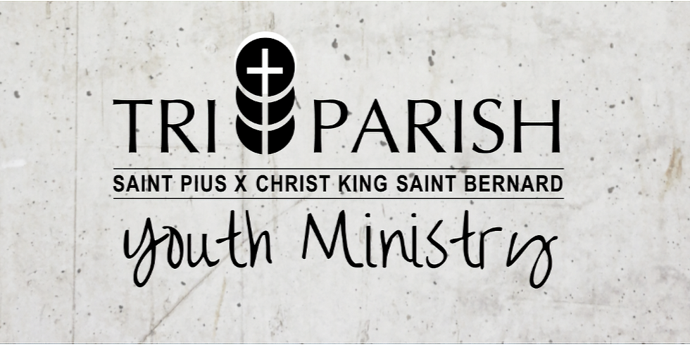 21-22 Youth Ministry Registration