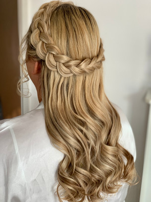 Halo Braid & Waves