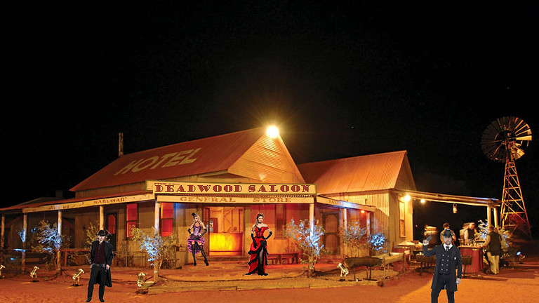 Murder Mystery at the Deadwood Saloon