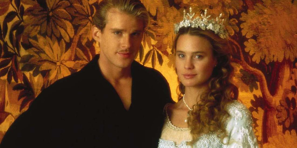 Deckchair Cinema -The Princess Bride