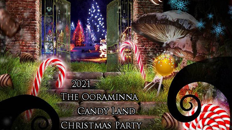 2021 Ooraminna CANDY LAND Christmas Party