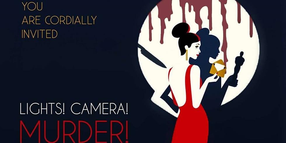 Murder Mystery in Hollywood