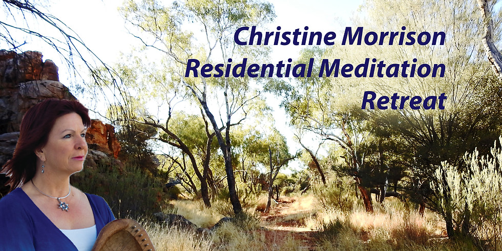 Residential Meditation Retreat with Christine Morrison