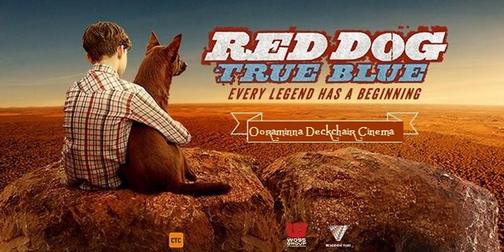 Deckchair Cinema - RED DOG True Blue