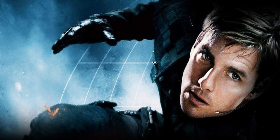 Deckchair Cinema - Mission Impossible