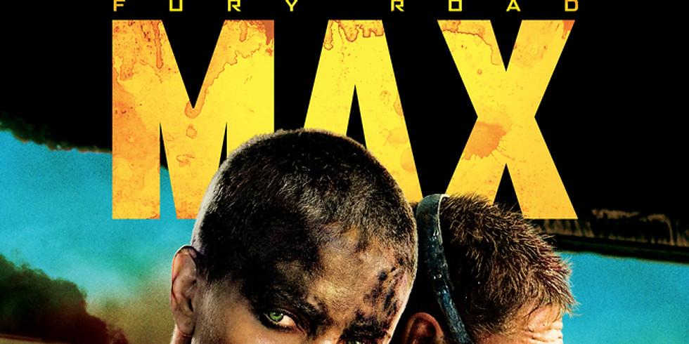 Deckchair Cinema - Mad Max: Fury Road
